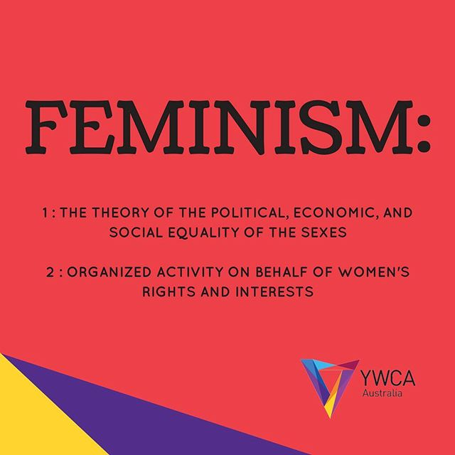 The @merriamwebster #WordOfTheYear is #Feminism! The word continues to evolve, and how you define yourself as a feminist is as diverse as we are. But its importance remains. ⠀ ⠀ YWCA Australia is proud to be a feminist organisation that advocates for gender equality and other forms of equality in our communities. #WomenLeadingChange