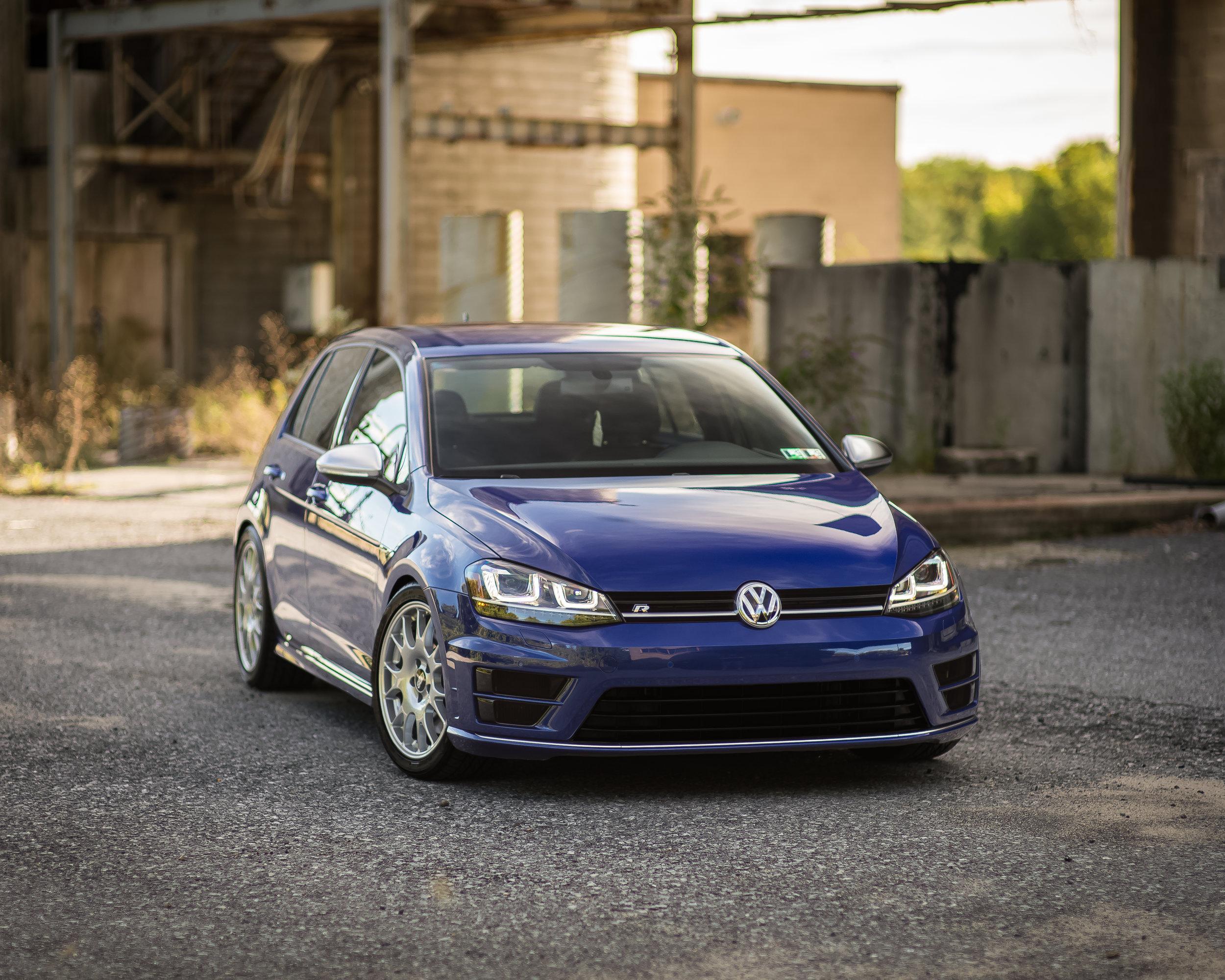 Mk7 Volkswagen Golf R
