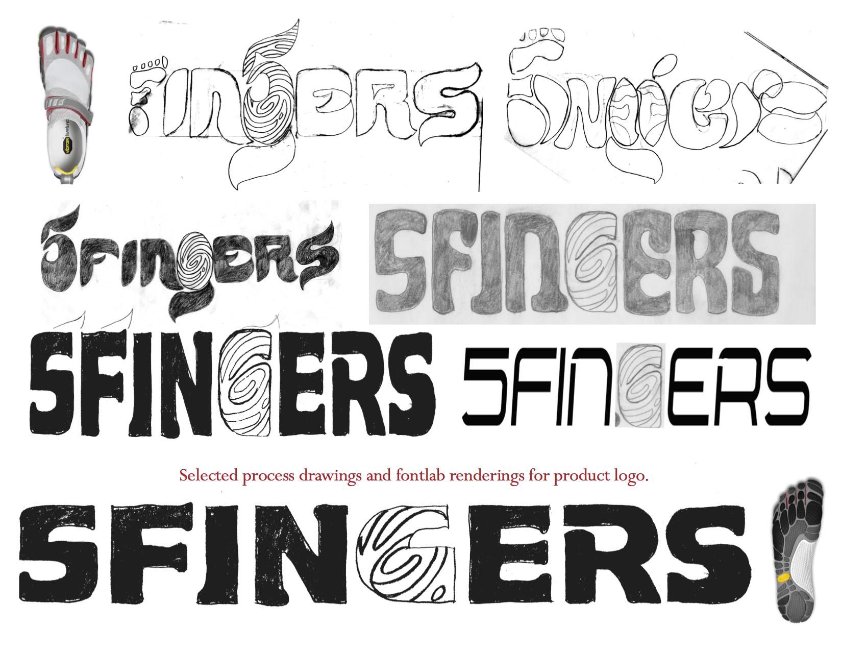 Process FiveFingers