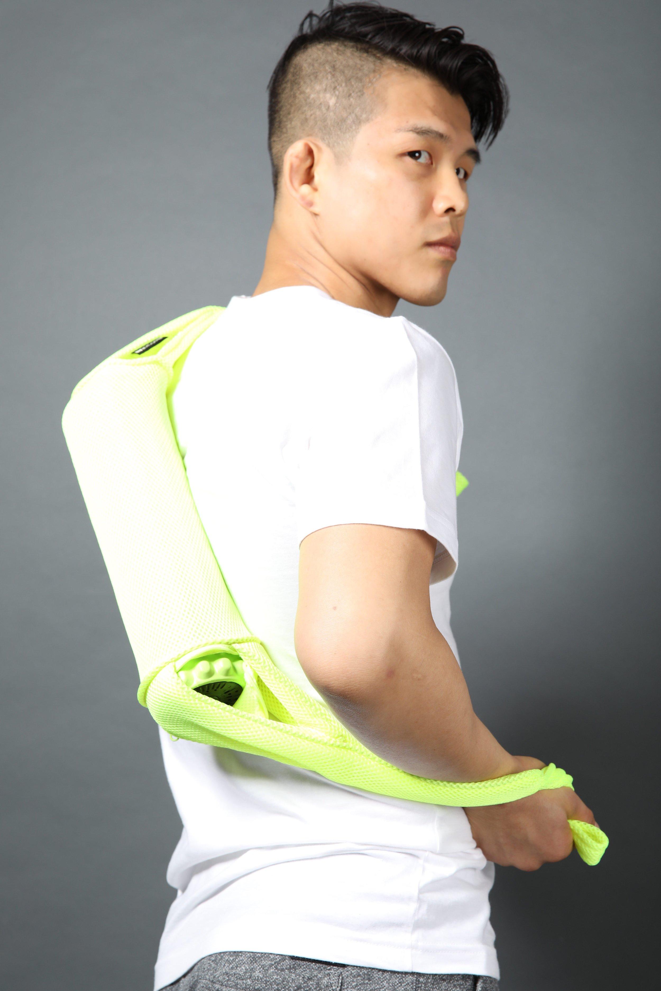 DOCTOR AIR 3D massage roll