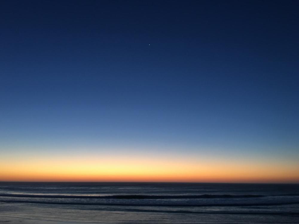Those sunsets...