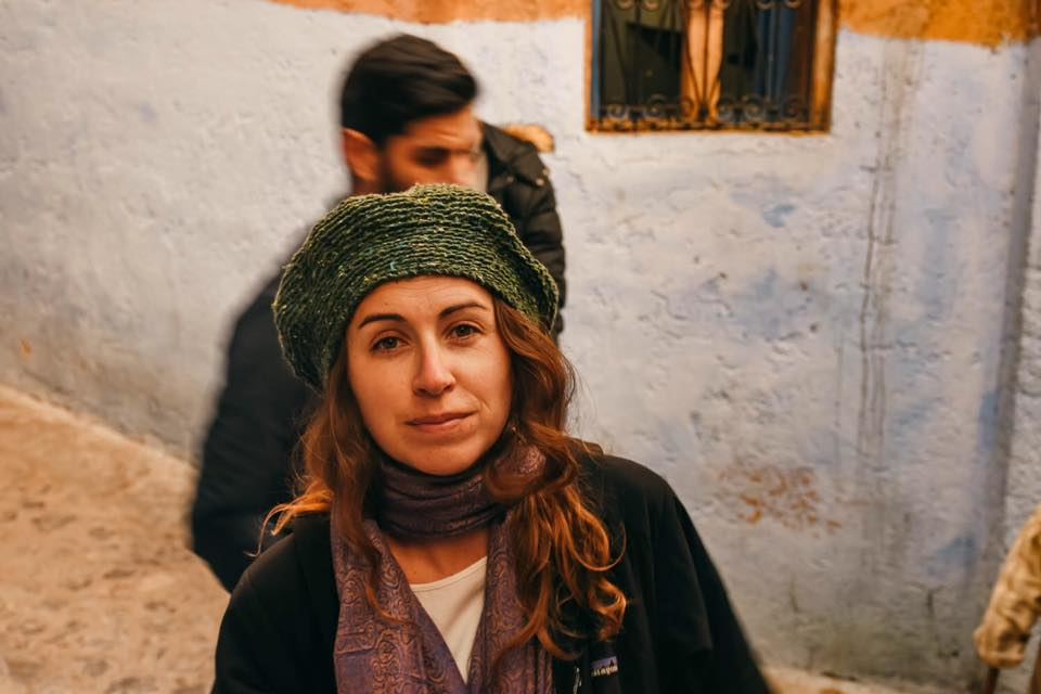 """FIlm Ink Feature - """"Documentary filmmaker Angie Davis leads a life that most of us can only  dream of: a self-proclaimed digital nomad, Angie has been traveling the  world for three years with her family producing award winning  documentaries."""""""