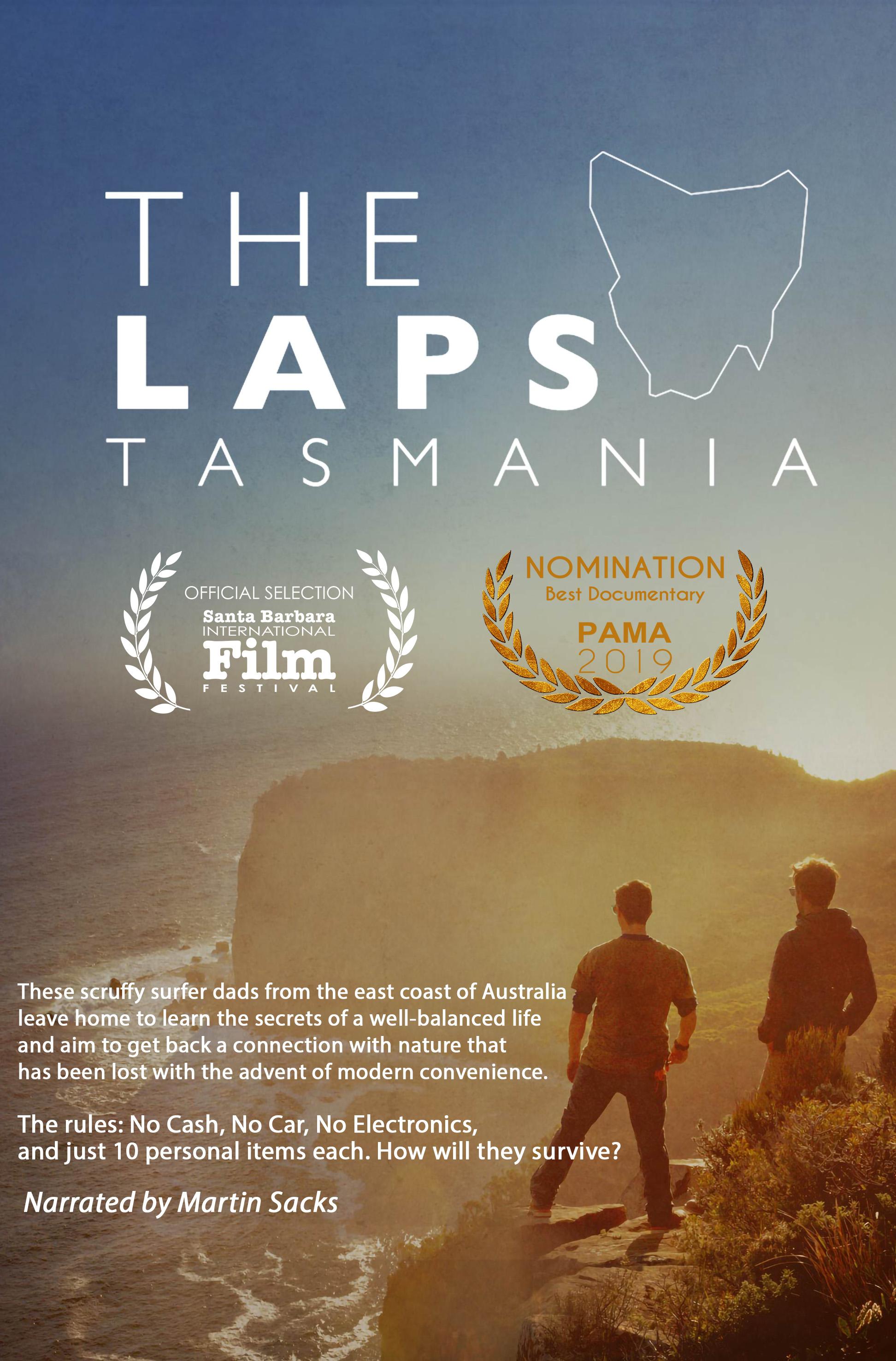 The Laps Tasmania Paris Art and Movie Awards Nomination Best Documentary
