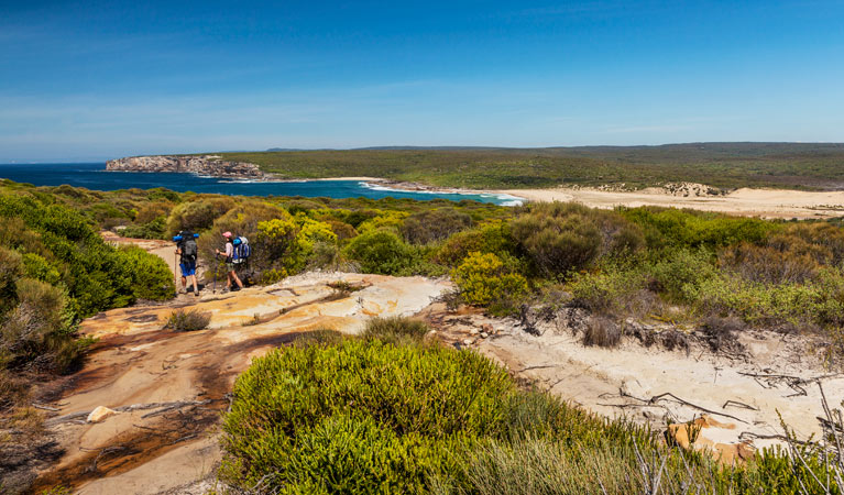 COAST TRACK TO BUNDEENA