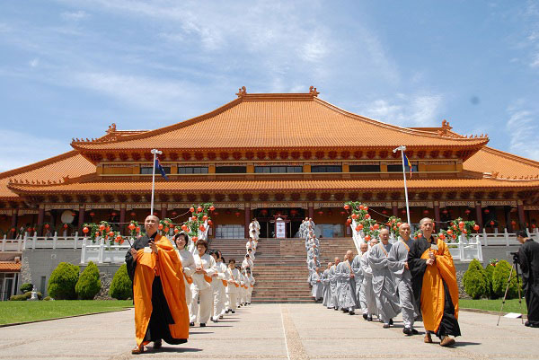 NAN TIEN BUDDHIST TEMPLE