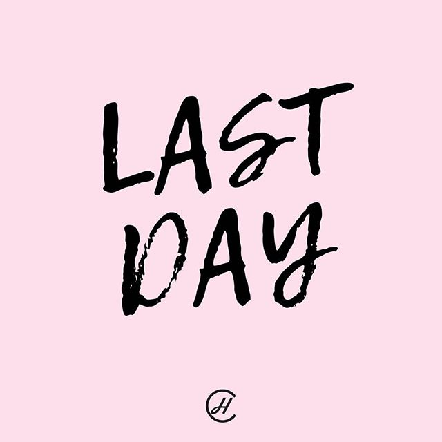 LAST DAY⏰⠀ ⠀ Don't waste anymore time, we don't want you to miss out!⠀ ⠀ 35% OFF STOREWIDE ends Midnight tonight!⠀ ⠀ Receive 35% OFF STOREWIDE, simply checkout using the discount code EOFYSALE on our website!⠀ ⠀ Shop the link: https://bit.ly/2EdstMS⠀ ⠀ Offer ends June 30th 2019⠀ ⠀ #finalhours #lastday #EOFY #sale #concretehomewares #save #online #discountcode #concrete #handmadeitems⠀