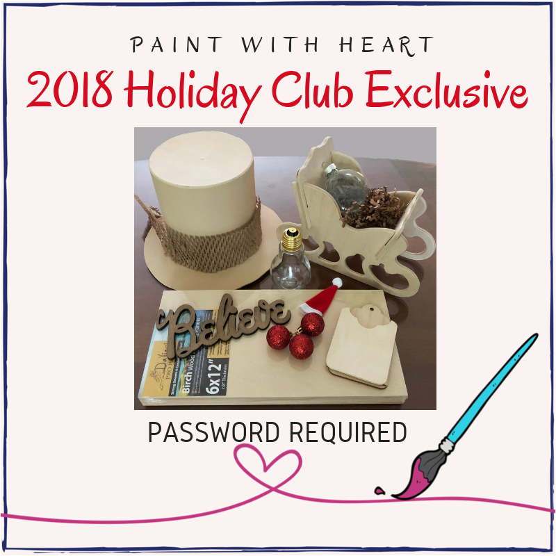 Access w/ Purchase of 2018 Holiday box.