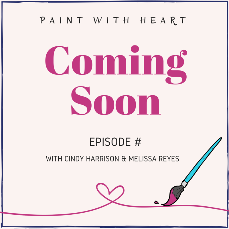 Paint with Heart is going on hiatus.