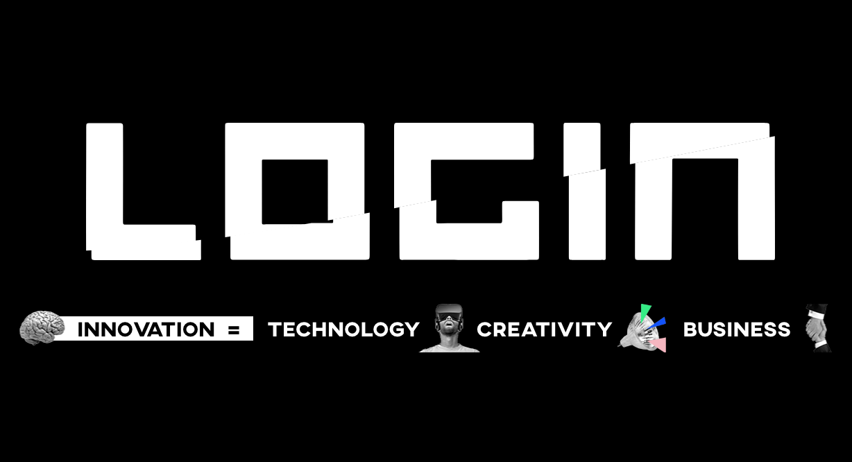 At LOGIN, the roadmap for innovation is TECHNOLOGY x CREATIVITY x BUSINESS, together. We strive for innovation where creative marketing brings mathematical algorithms to the market, where personal stories become trailblazing business strategies and where there's always room for some craziness.