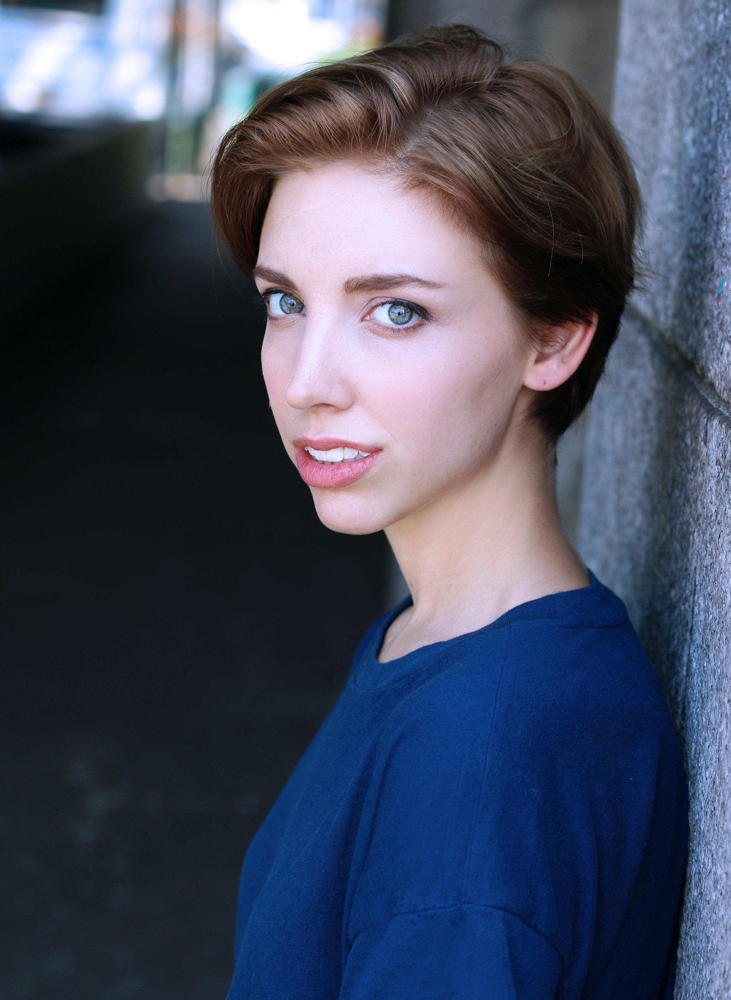 Aja Wrosch as 'Sarah Lietzel.'
