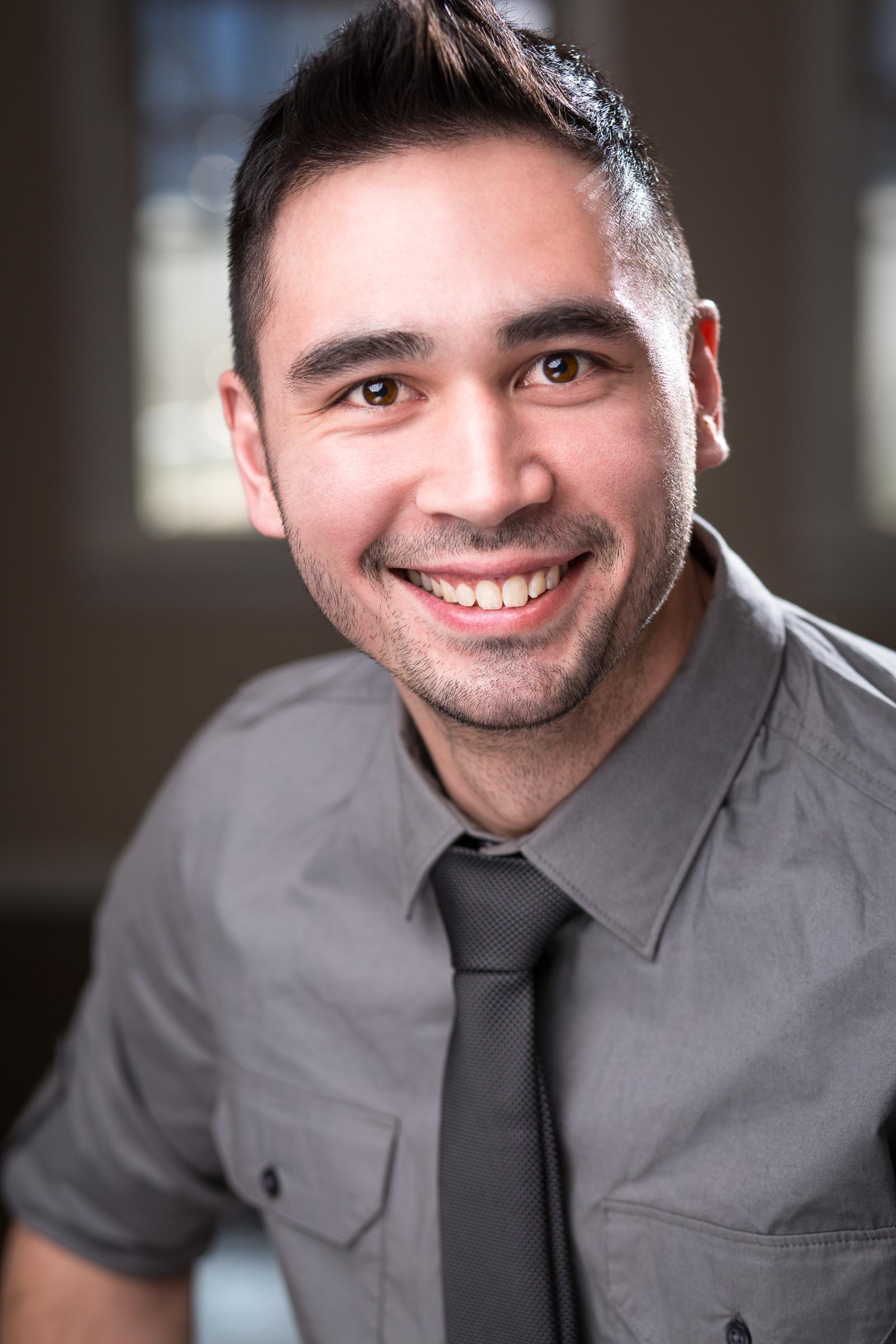Bradley Michael  - Writer and Director on  Harper .