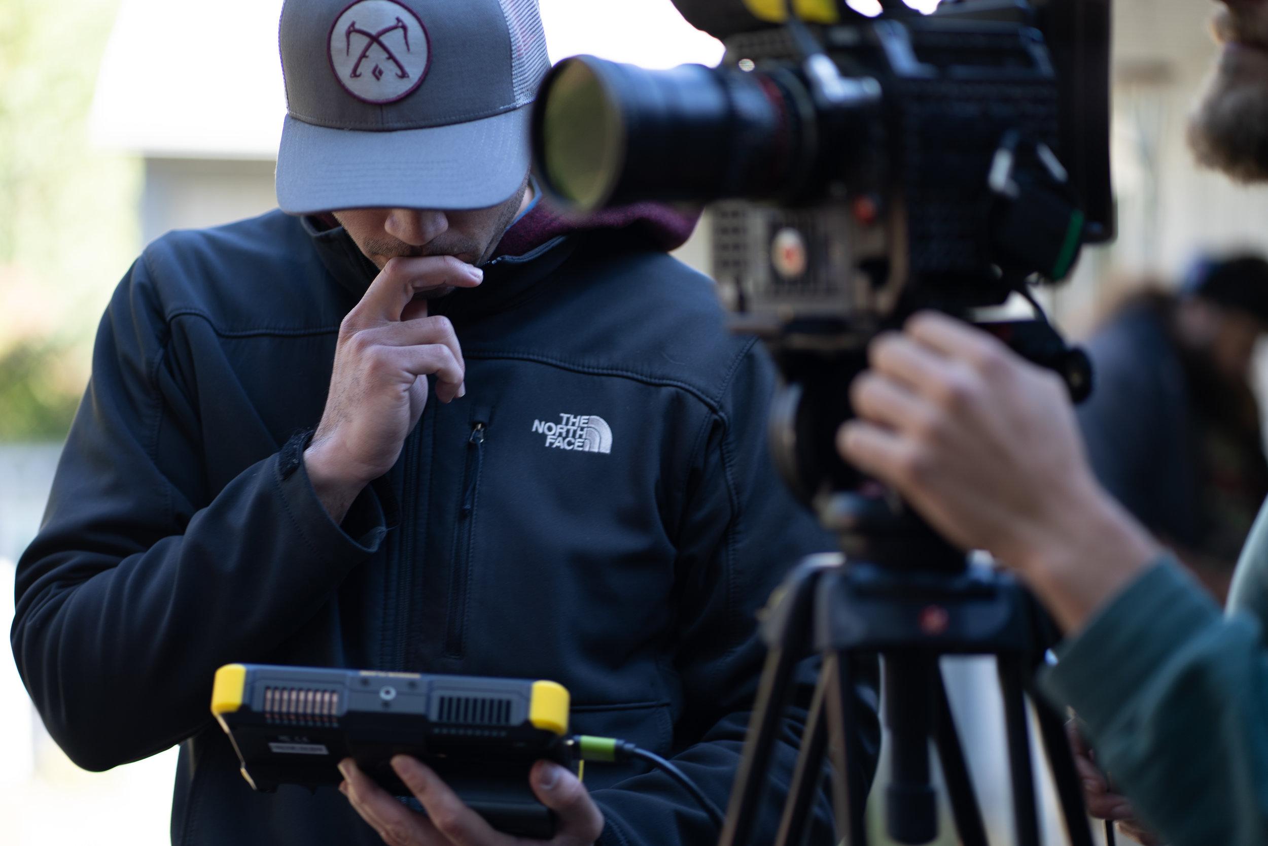 Bradley M. Alonzo - Producer.  Director.  Creator.
