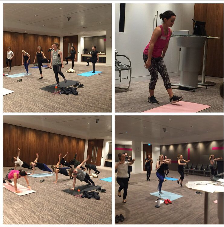 PwC workplace wellbeing