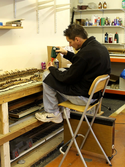 Sheffield Pianos Tuning and Repairs