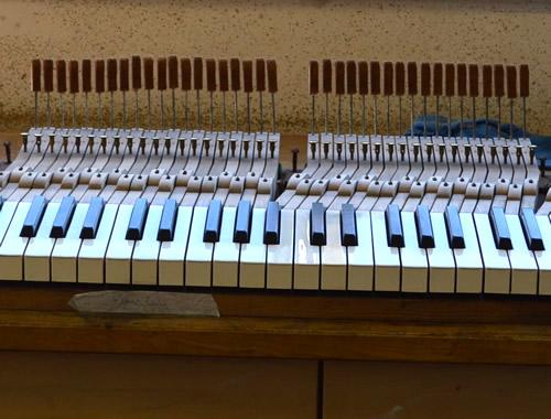 Sheffield Pianos Restoration