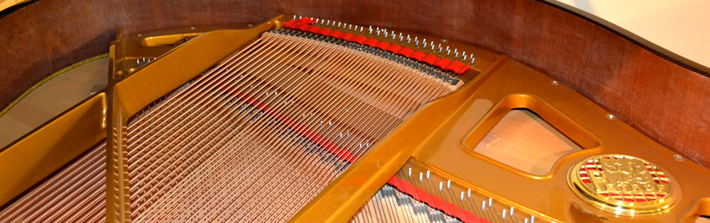 Sheffield Pianos Restringing
