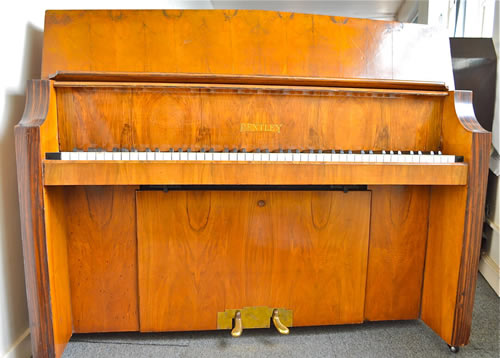 Bentley Art Deco Piano