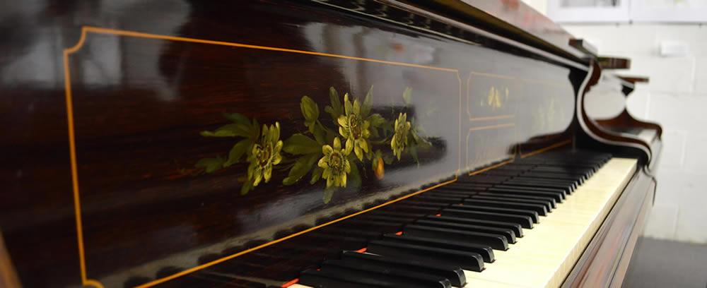 Bluthner Art Case Piano