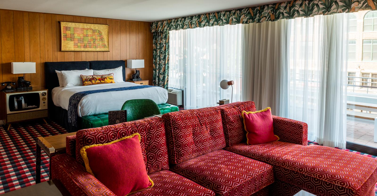 Graduate Lincoln Hotel for The New York Times, Lincoln, Nebraska, 2018