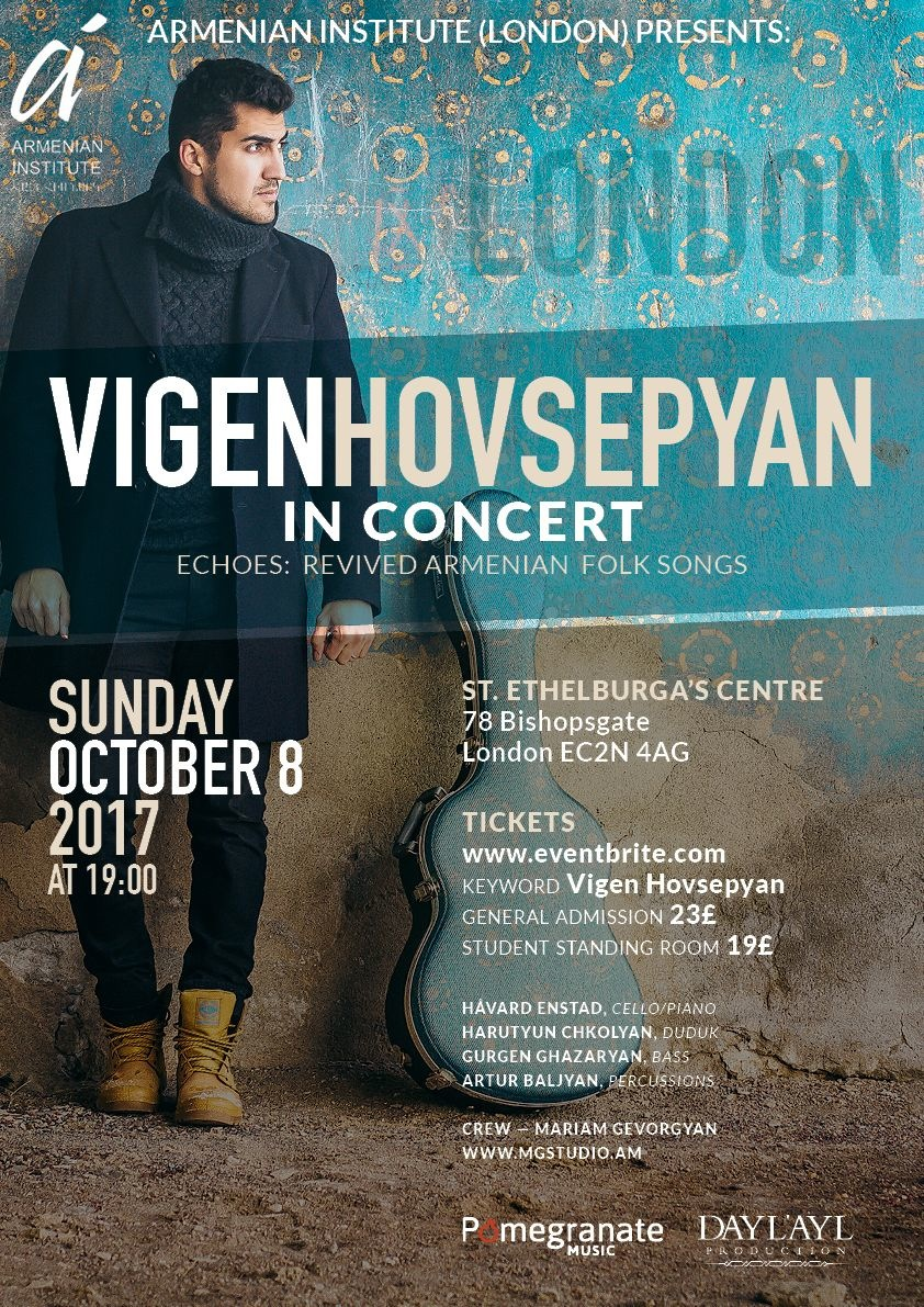 Vigen Hovsepyan Concert