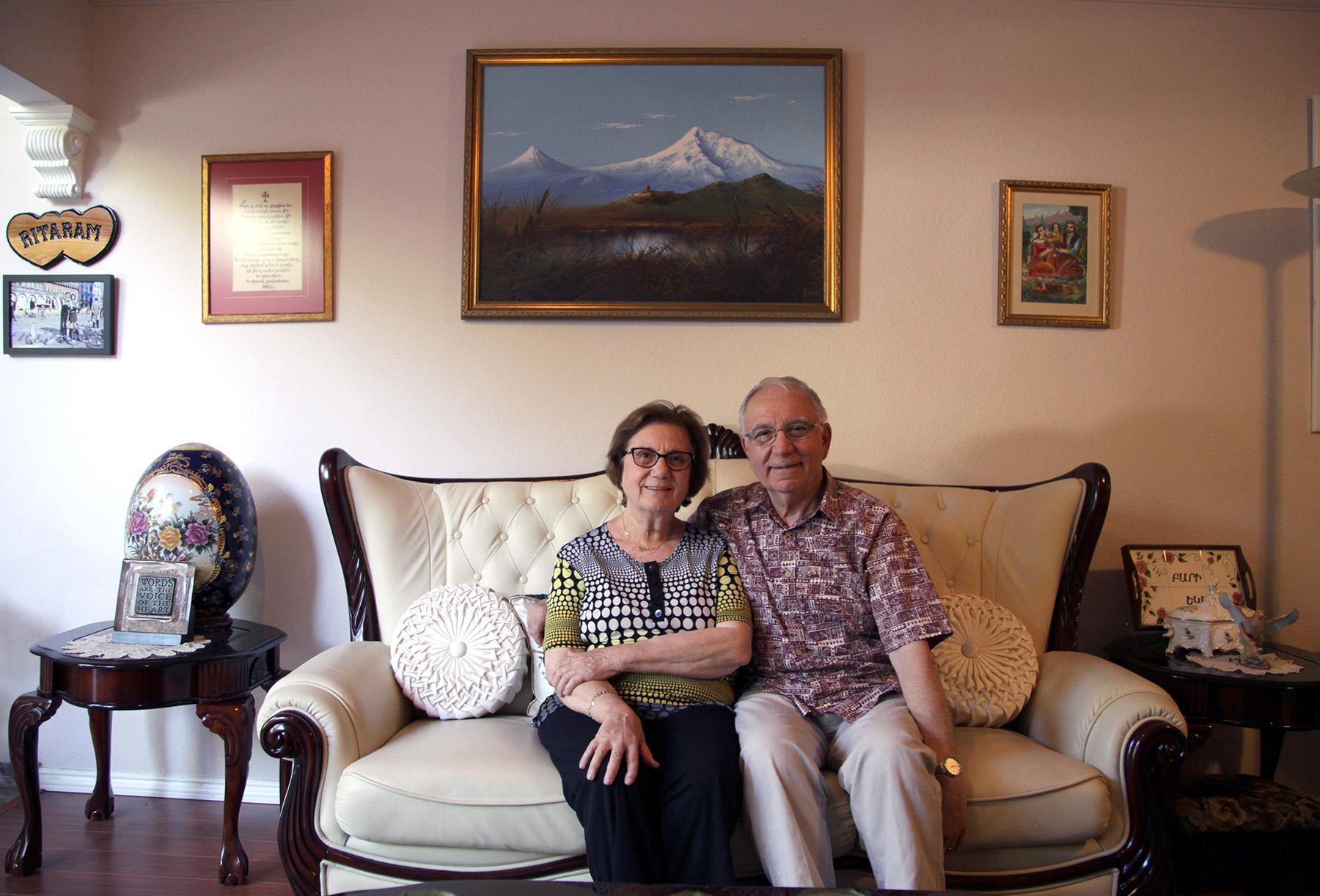 Rita and Aram