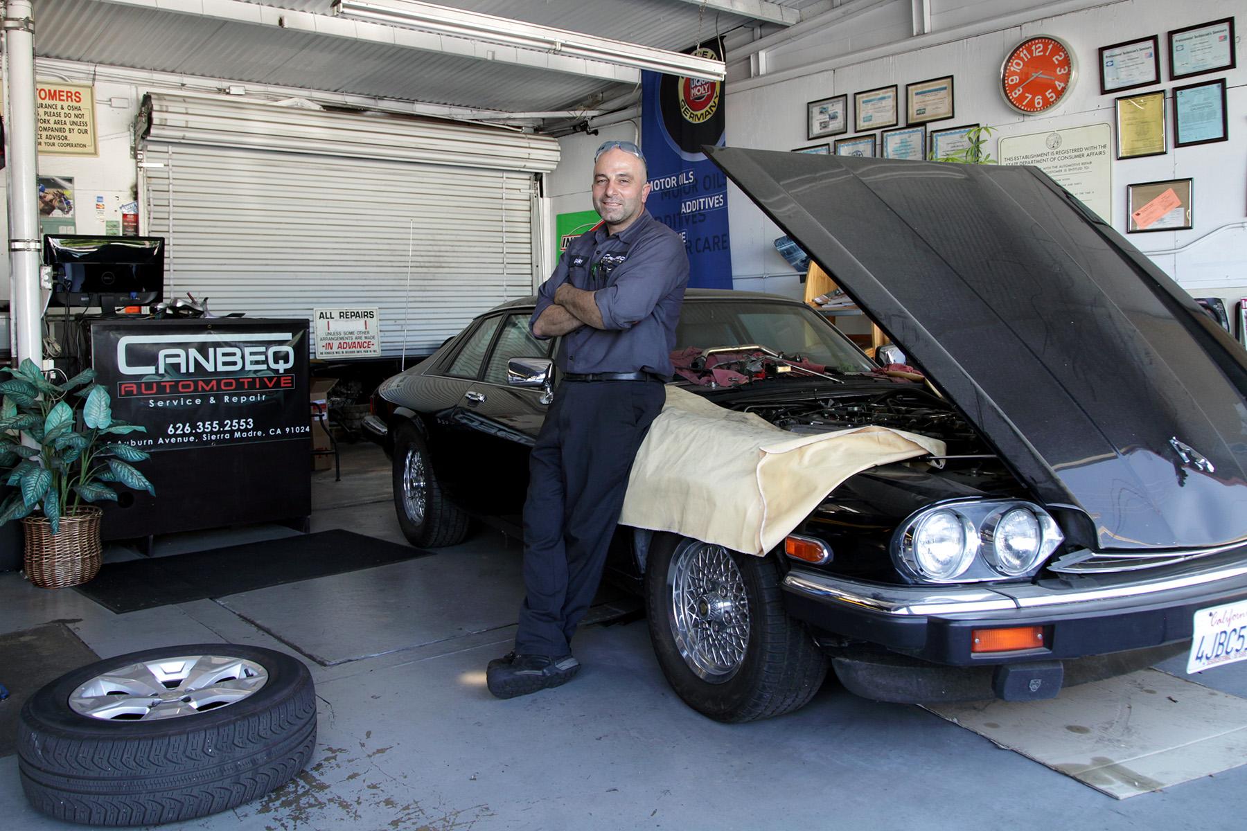 Garo, Auto Mechanic