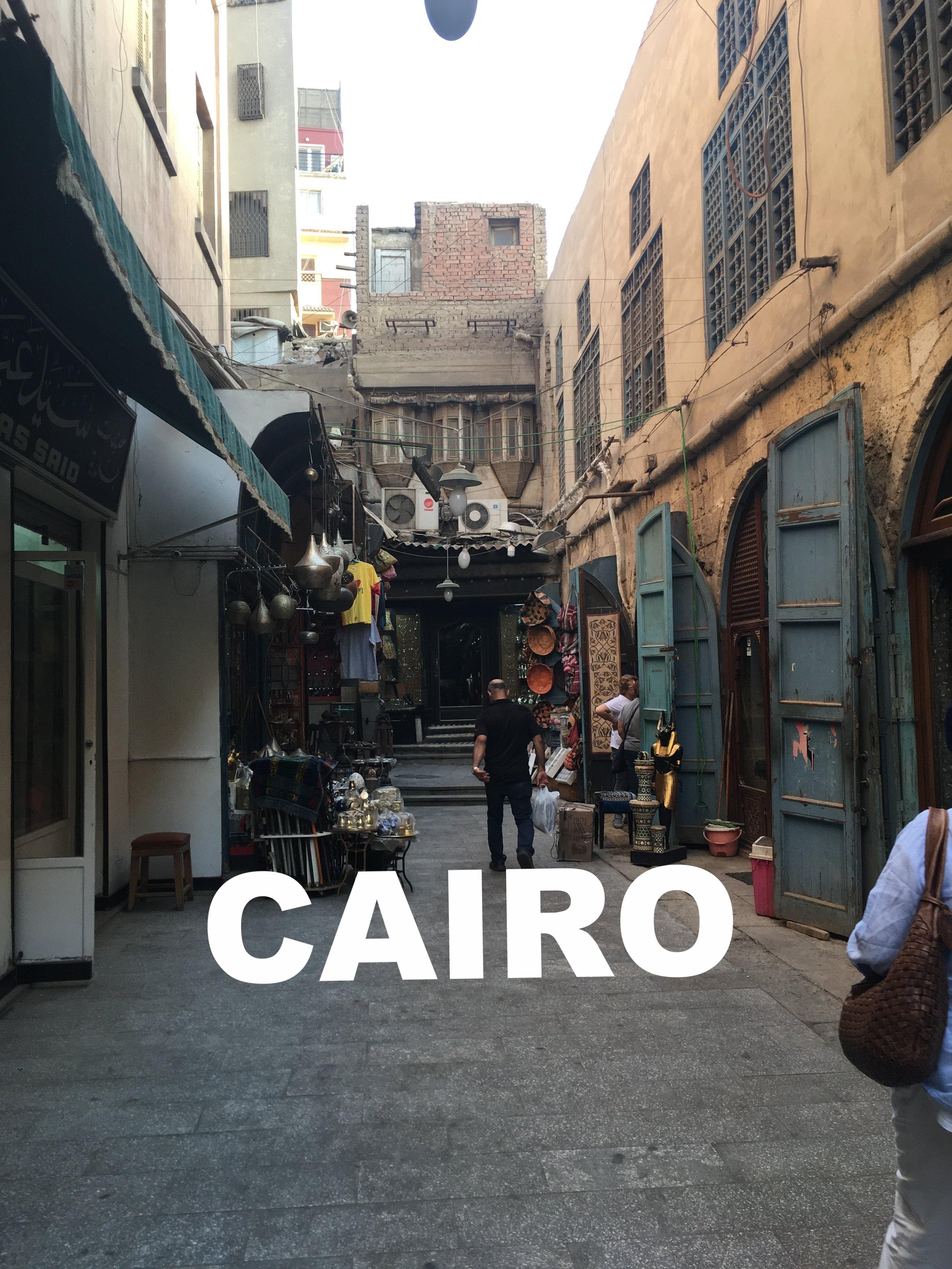 Cairo. Photo Credit: Chaghig Filian