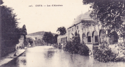 Pool of Abraham, Ourfa