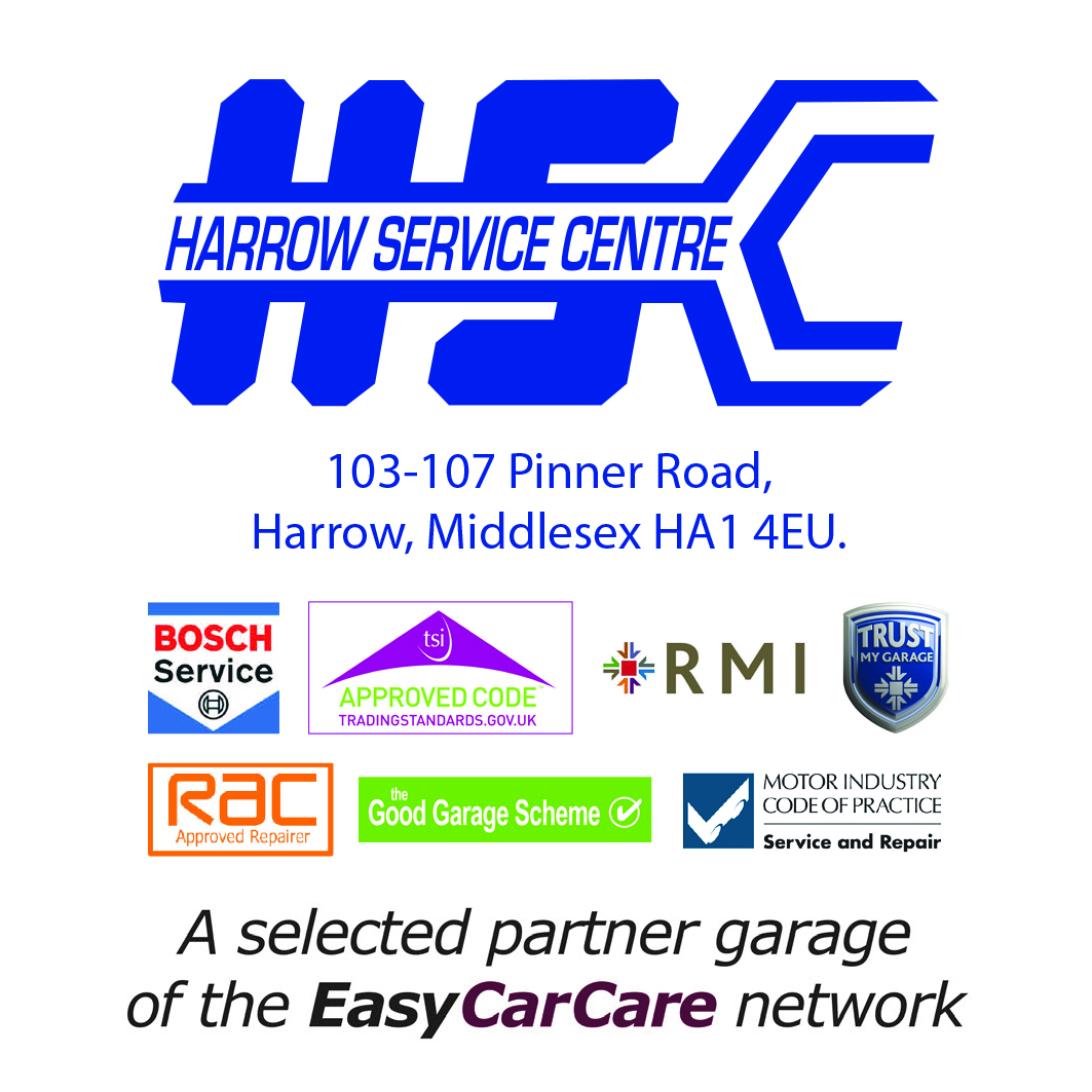 Harrow Service Centre is proud to be a selected Partner Garage of the EasyCarCare Network
