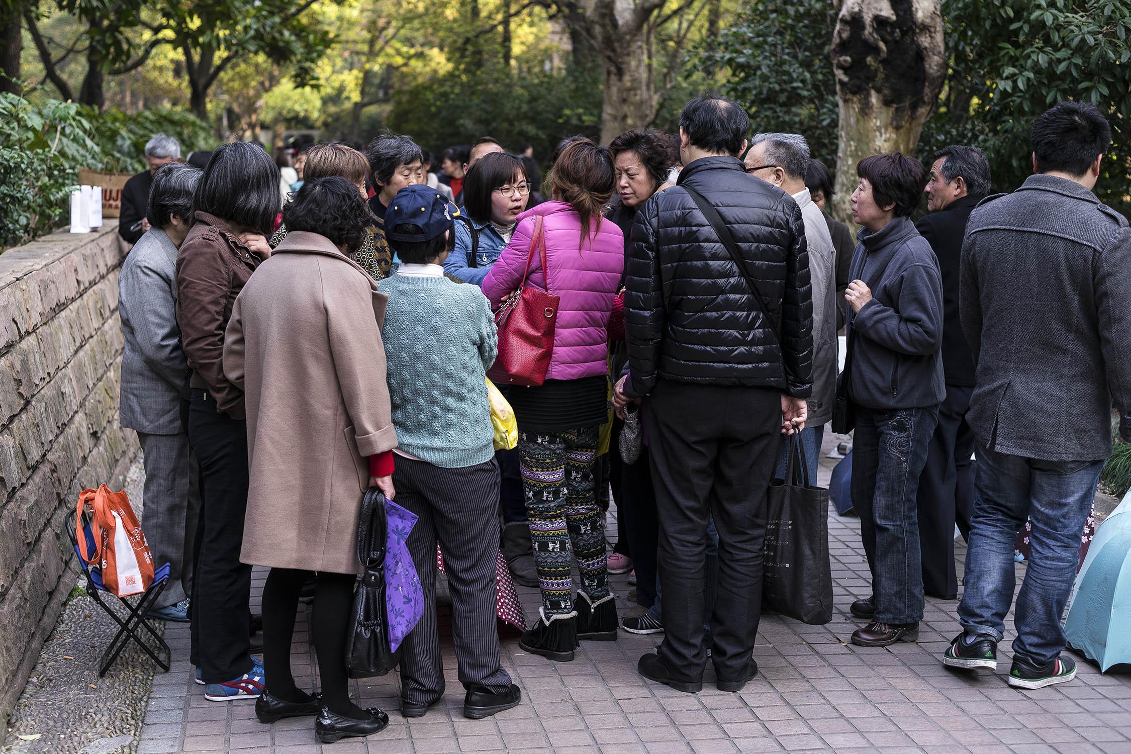 People's Park Marriage Market