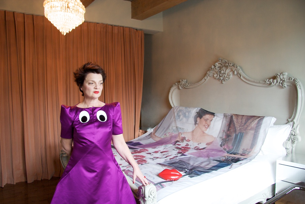 Lulu Guinness at Soho House, New York City, 2009 © Michael Angelo.jpg