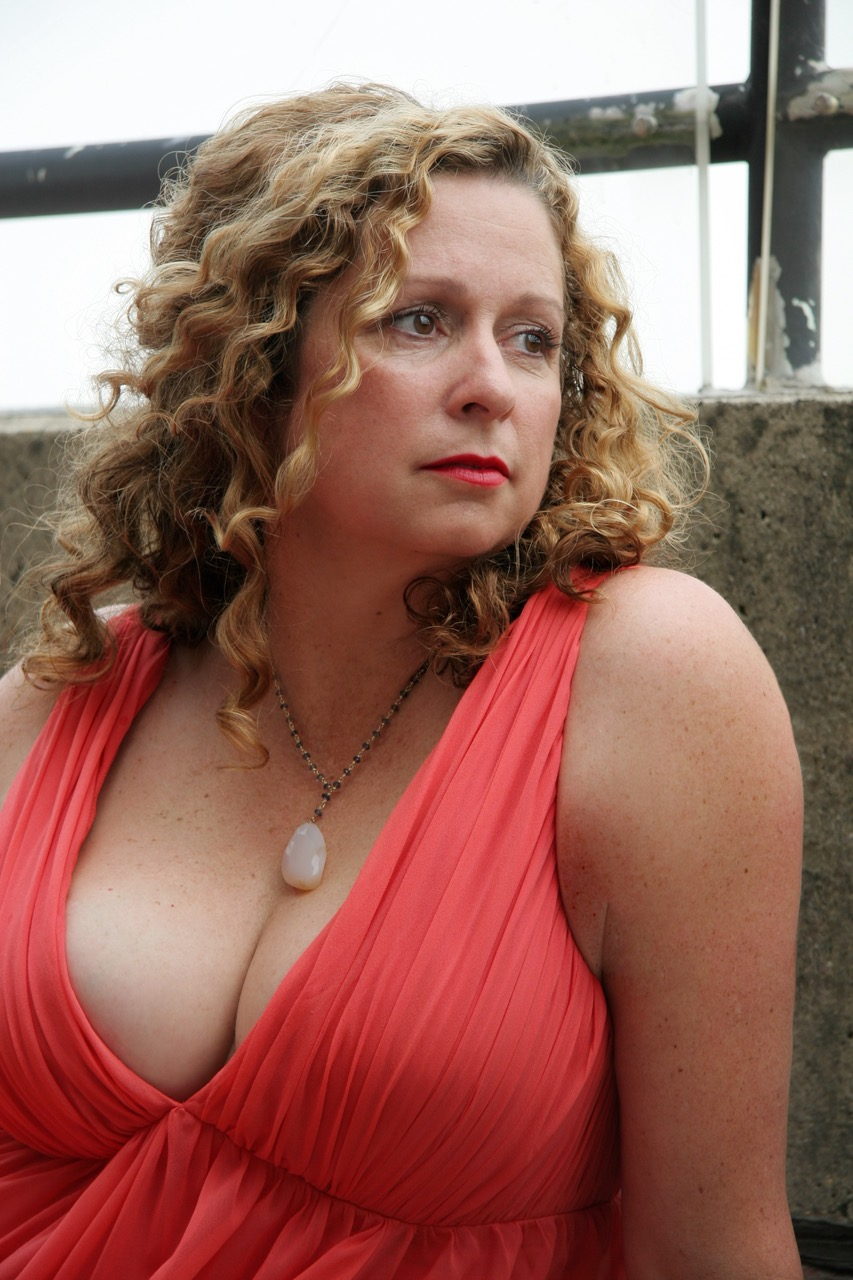 MA.TLP.Abigail Disney, New York City, 2007 © Michael Angelo.jpeg