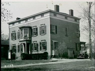 Library of Congress: Historic American Building Survey