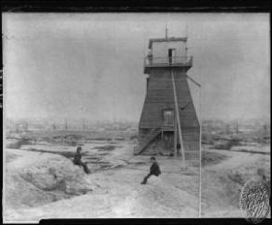 Figure 1: Federal Hill Observatory - c1865