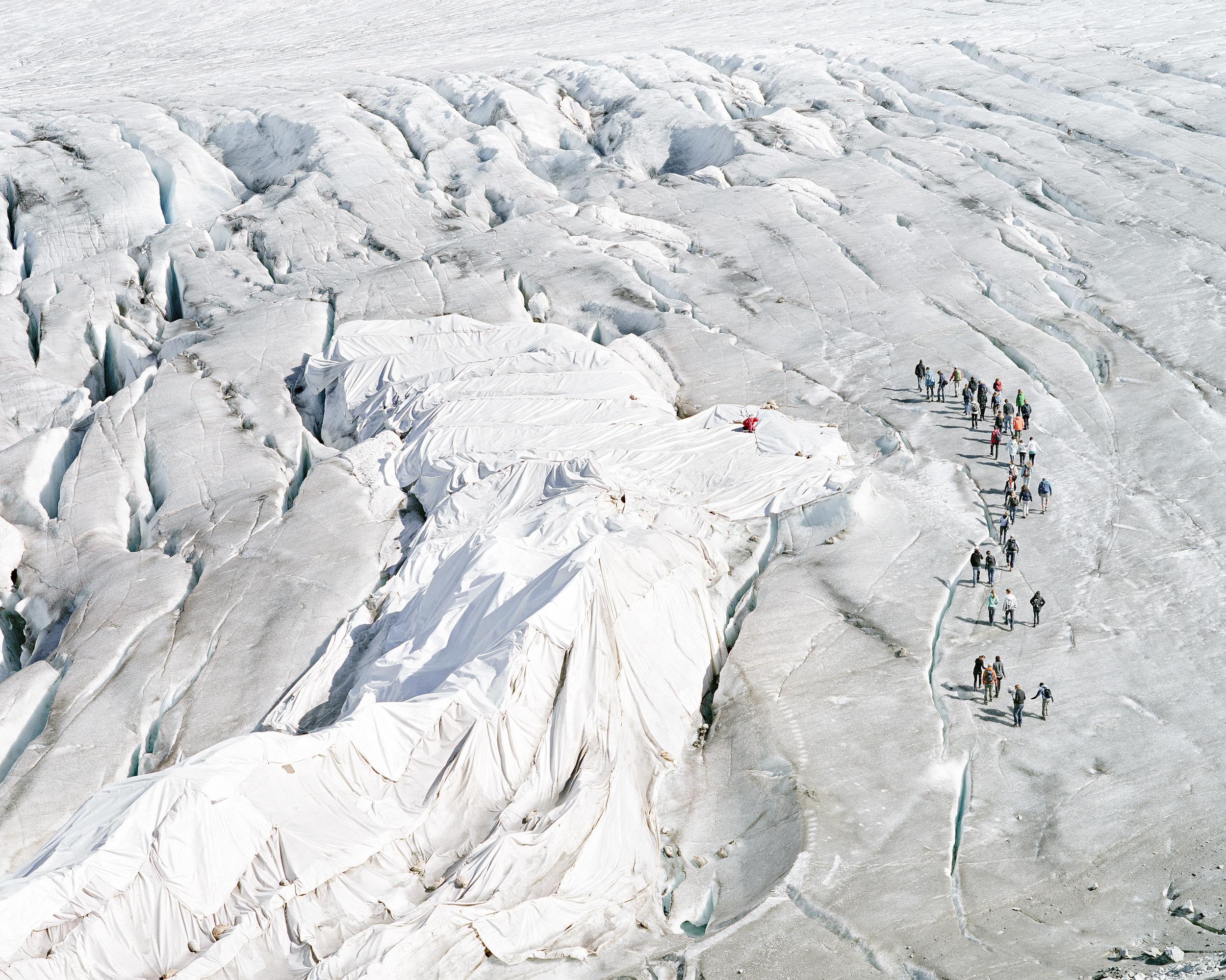 """Matthieu Gafsou, de la série """"Alpes"""", 2008-2012"""