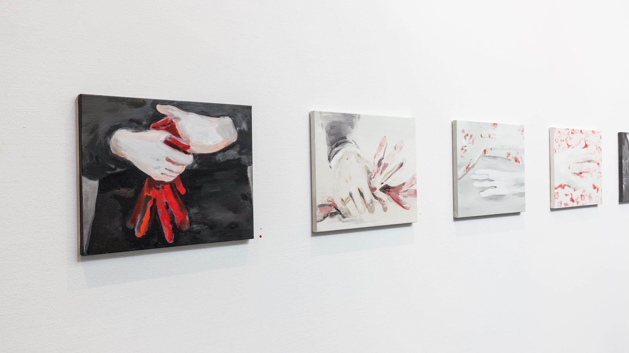Oeuvres: Françoise Pétrovitch