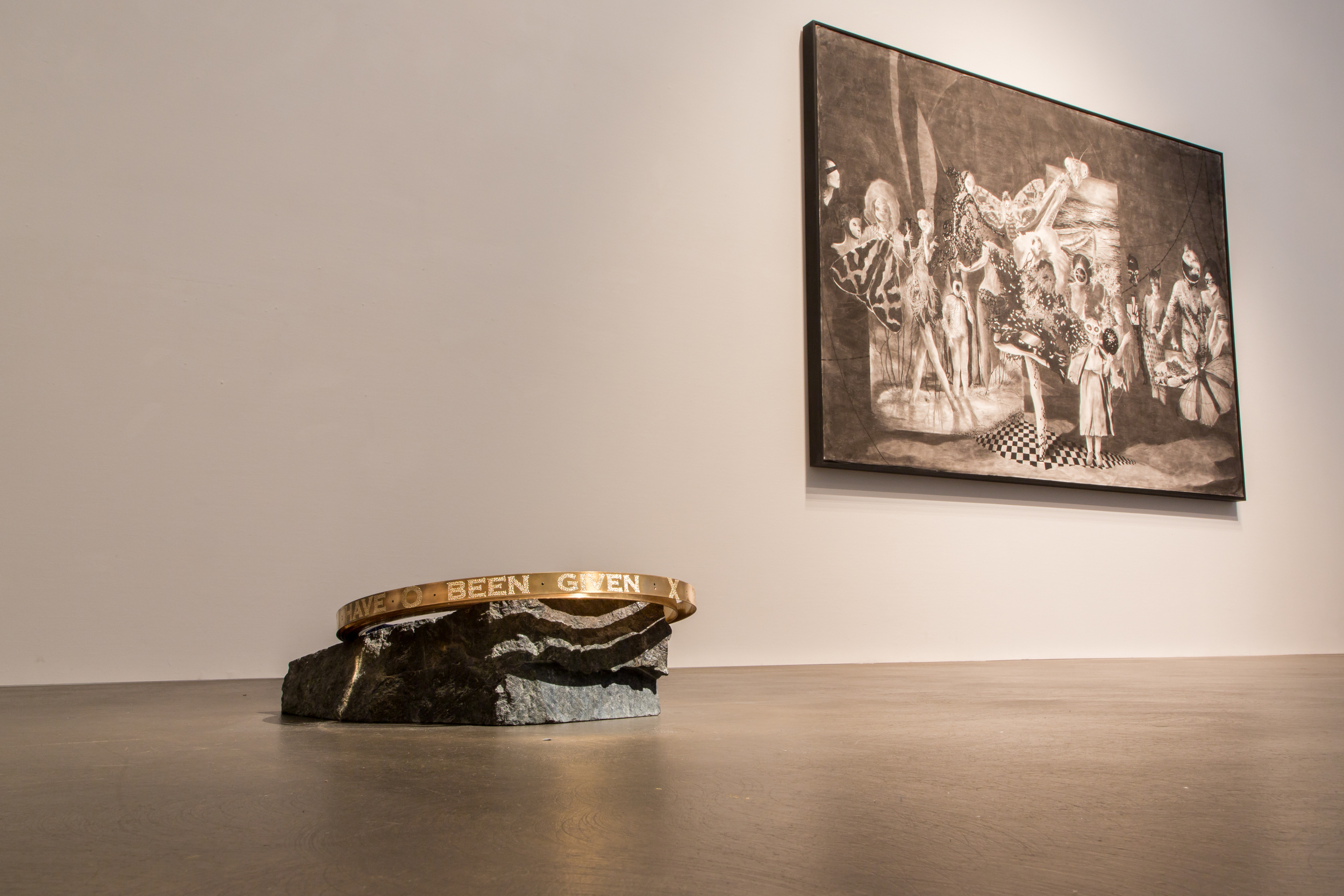 Oeuvres: Thierry Kupferschmid et Nicolai Huch
