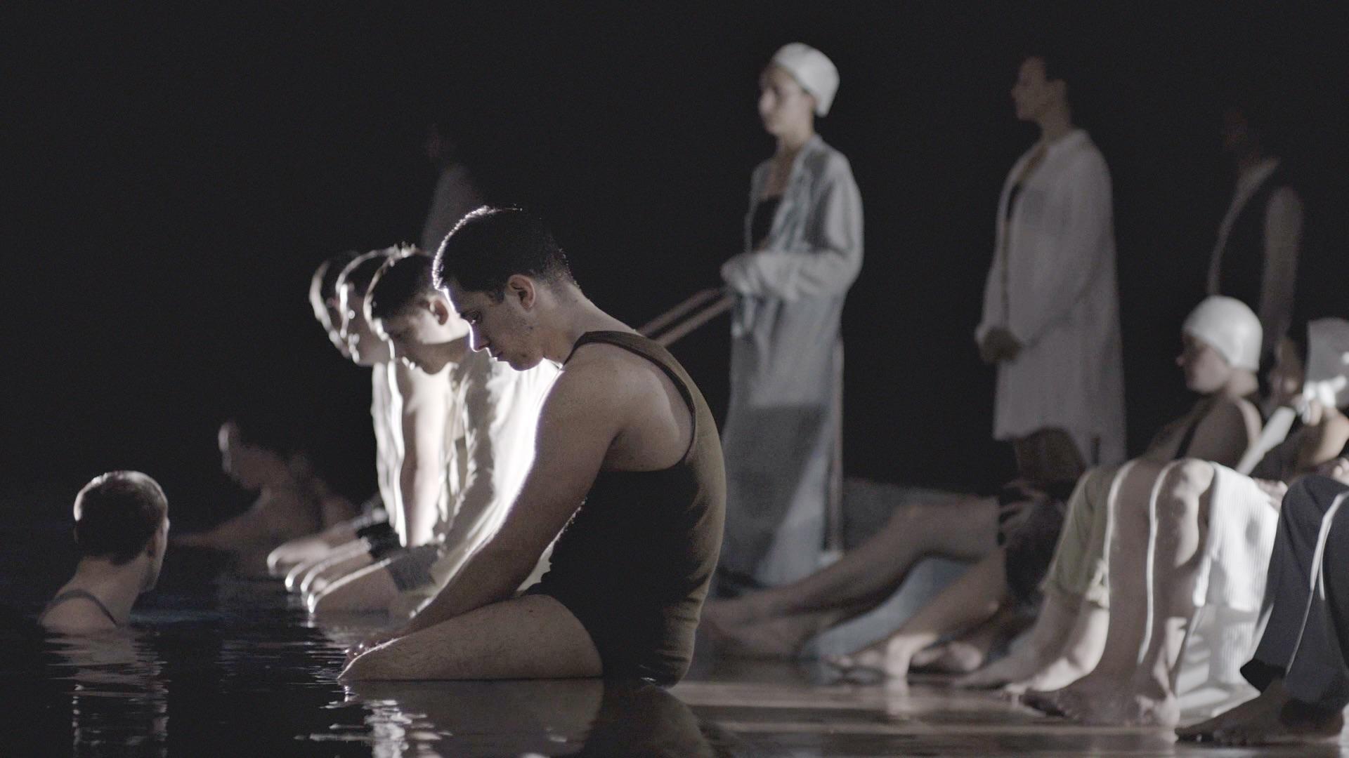"Polina Kanis, ""The Pool"", Video HD, 9'41'', 2015, 5 éds. (Still)"