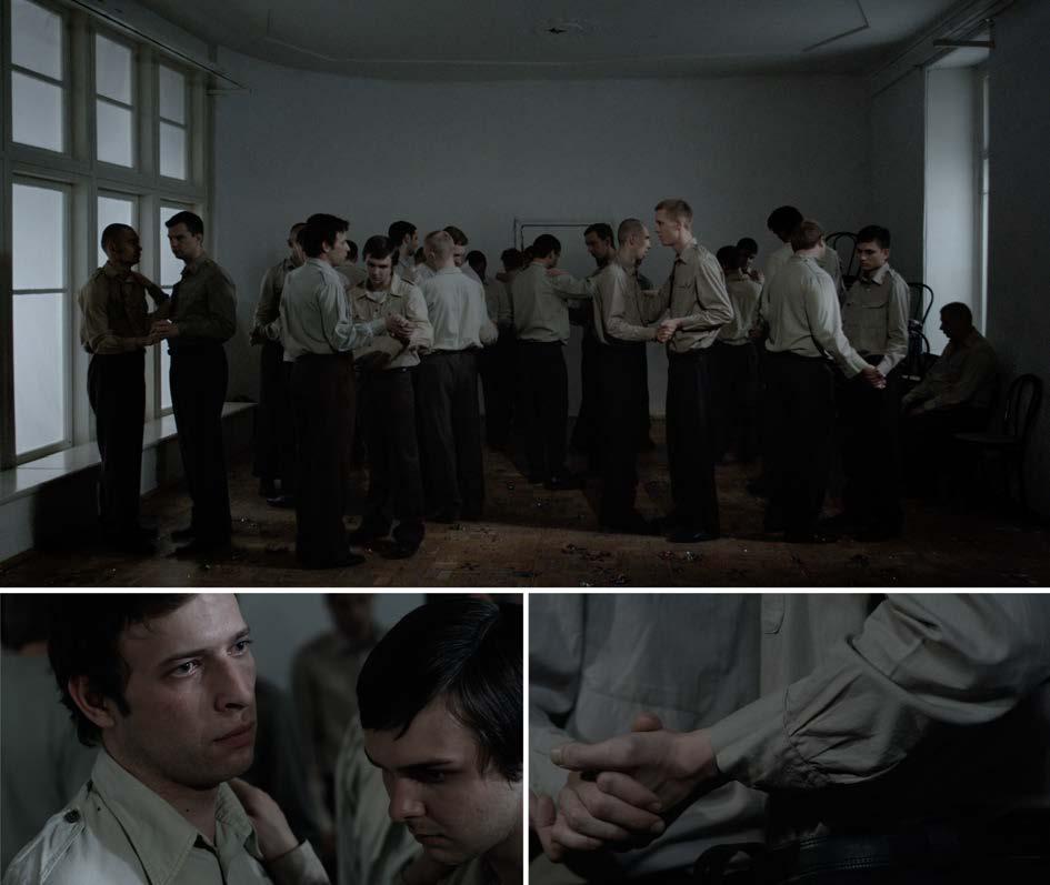 Polina Kanis, Celebration, Video HD, 13'27'' Loop, 5 éds., 2014 (Still)