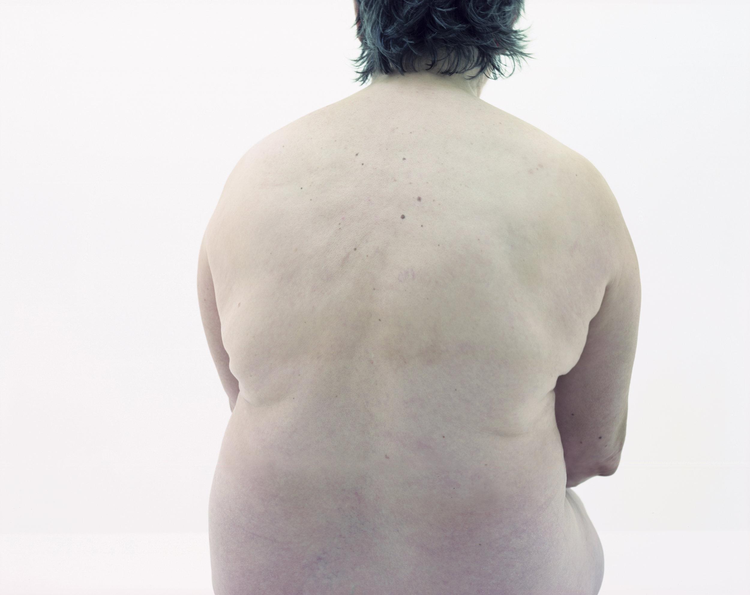 """Éric Poitevin, """"Sans titre"""", de la série """"Nus"""", 2010"""