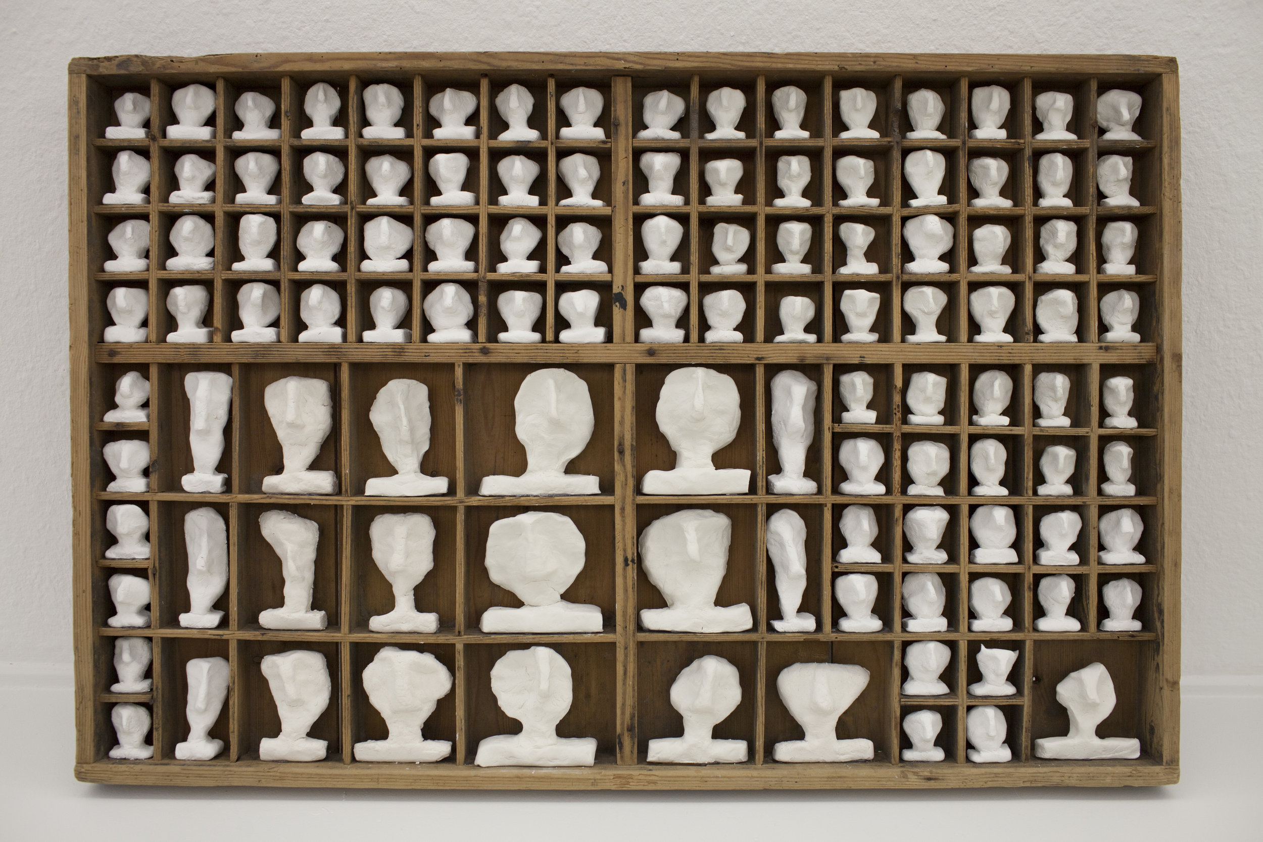 """Augustin Rebetez, """"Sans titre"""", pièce unique, 2016."""
