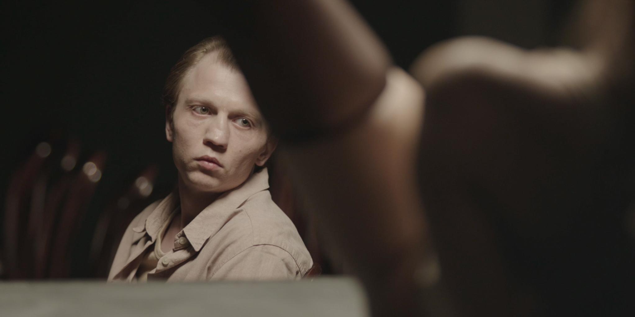 """Polina Kanis, """"The Shift"""", Videostill, 2016."""