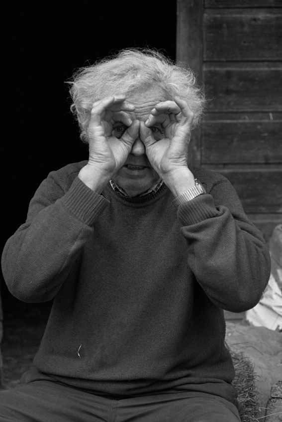 "Anne Golaz, de la série ""Corbeau"", 2004-2015."