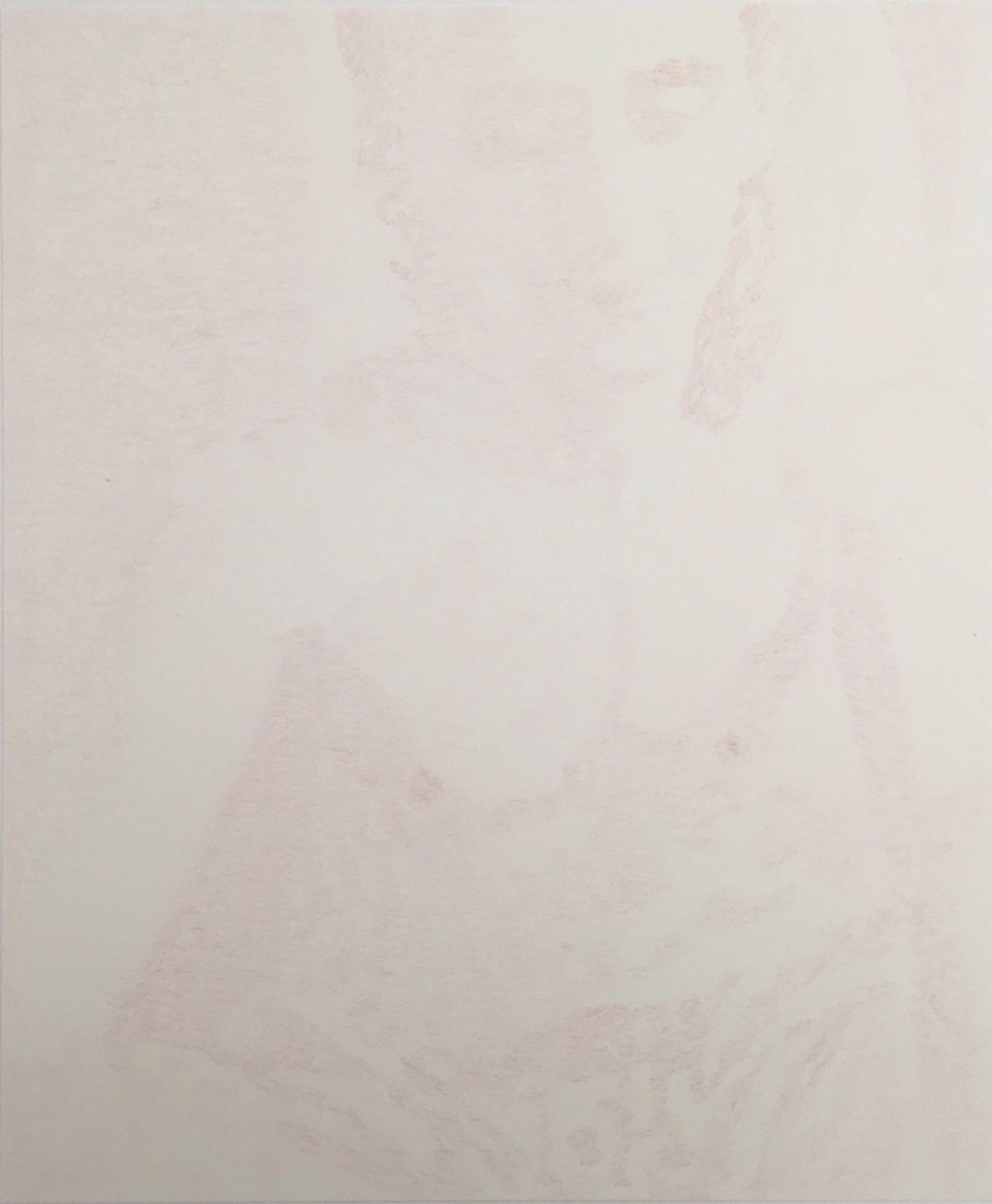 Jean Crotti, crayon sur papier, 34x42 cm, 2012.