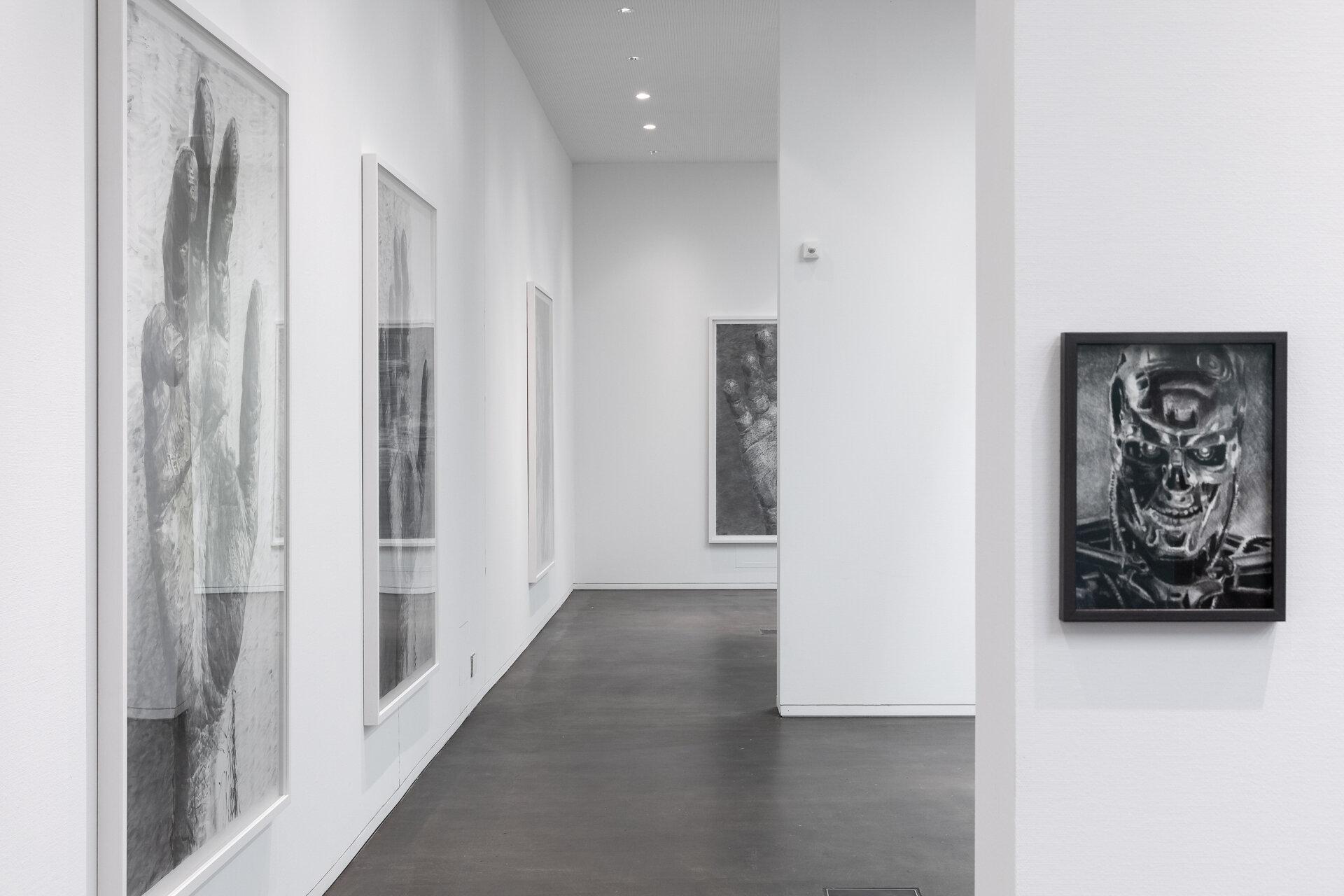 Homo Faber, 2019 - vue d'exposition
