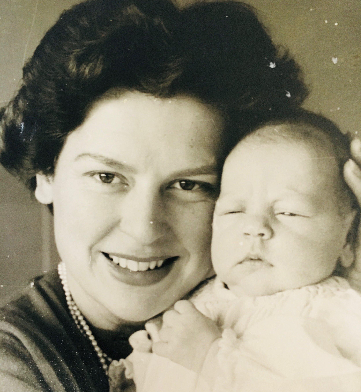 Mijn moeder en ik