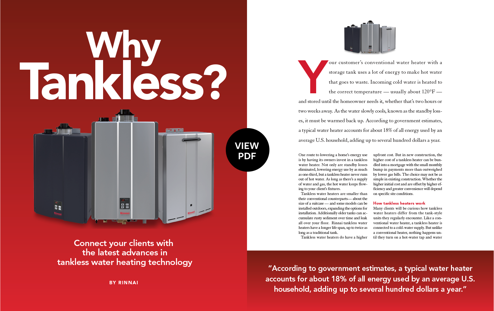 Tankless Advertorial