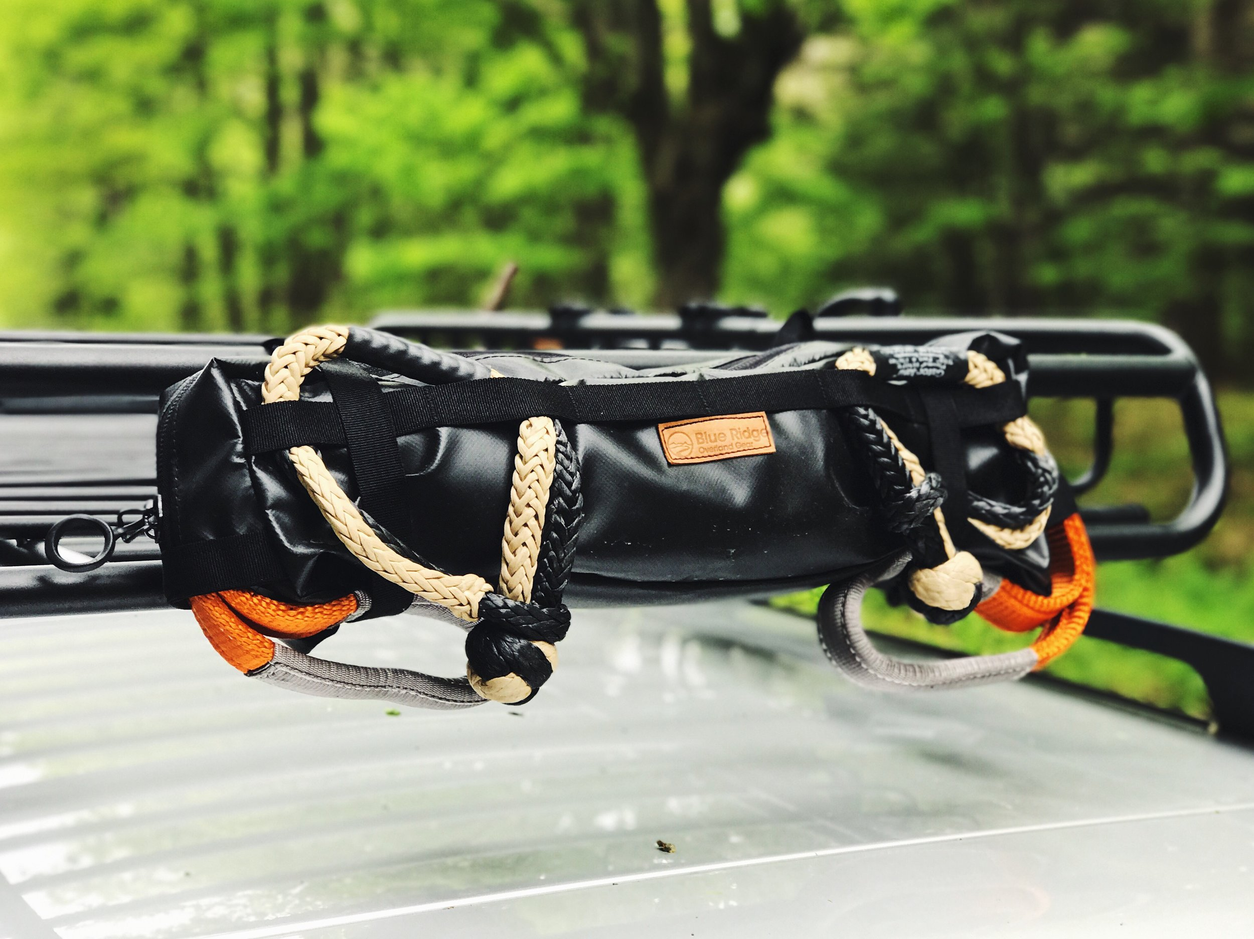 The BROG Strap Bag hits the trail