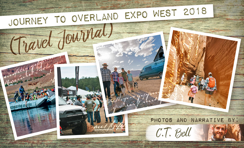 Journey to Overland Expo West 2018