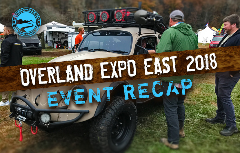 Overland Expo East 2018 - event recap